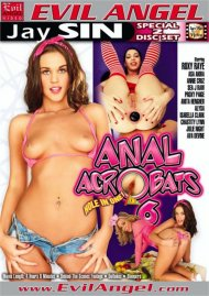 Anal Acrobats #6 porn video from Evil Angel - Jay Sin.
