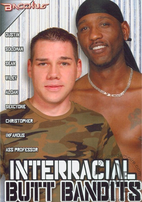 Interracial Butt Bandits Boxcover