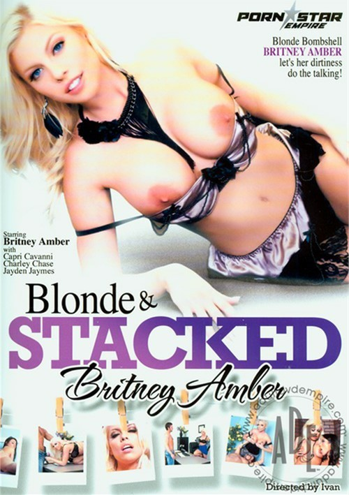 Blonde & Stacked Britney Amber