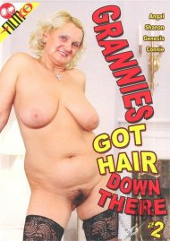 Grannies Got Hair Down There #2 Porn Video