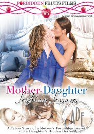 Mother-Daughter Lesbian Lessons Porn Video
