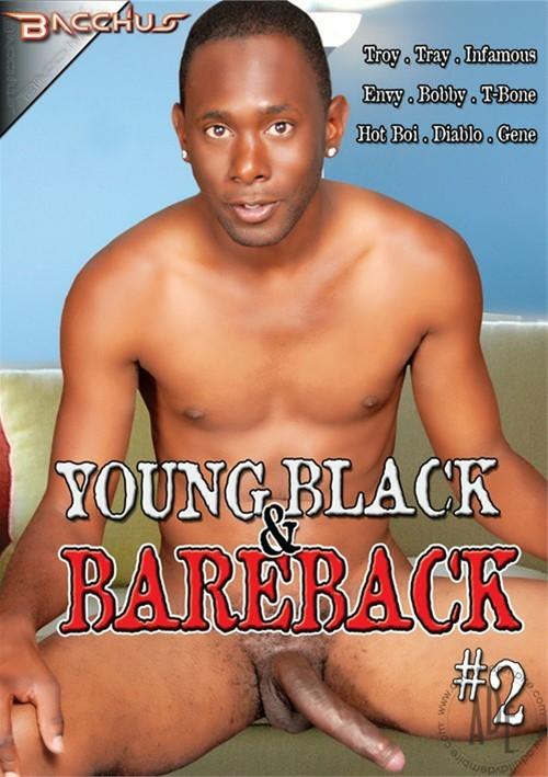 Young Black & Bareback #2 Boxcover