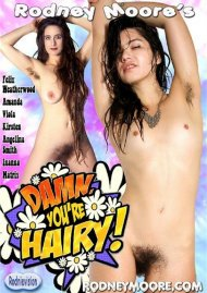 Damn, You're Hairy! Porn Video