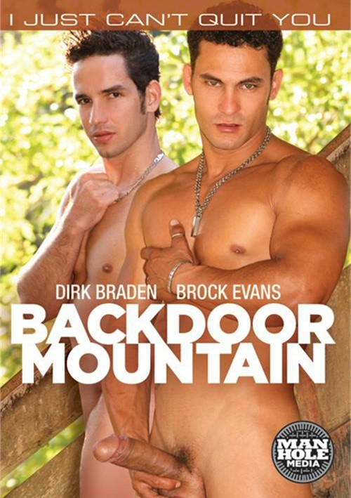 Backdoor Mountain Boxcover