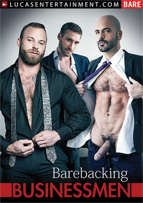 Barebacking Businessmen: Gentlemen Vol. 13
