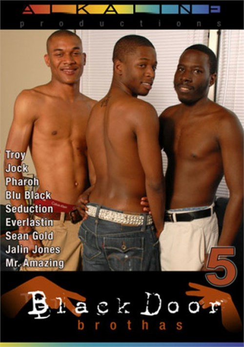 Black Door Brothas 5 Boxcover