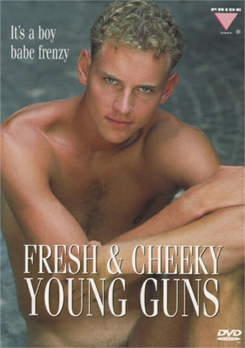 Fresh & Cheeky Young Guns Boxcover