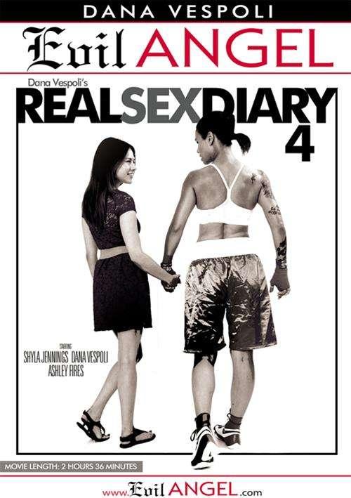 Dana Vespolis Real Sex Diary 4