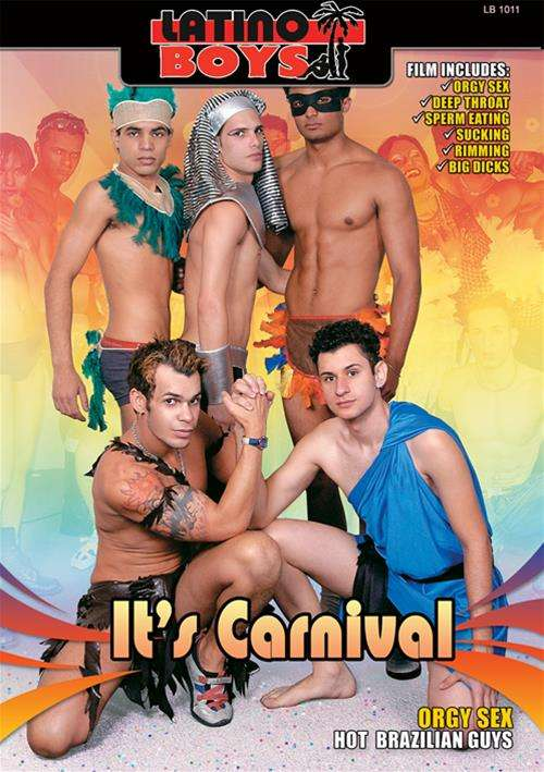 It's Carnival Boxcover
