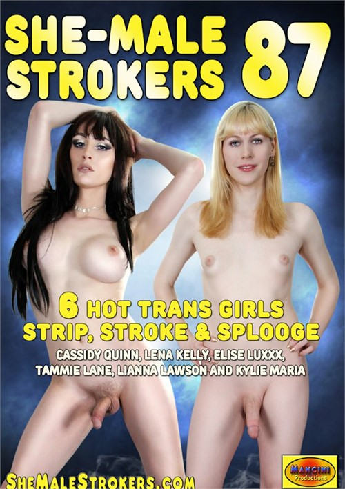 She-Male Strokers 87