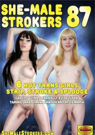 She-Male Strokers 87 Porn Video