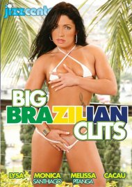 Big Brazilian Clits Porn Video