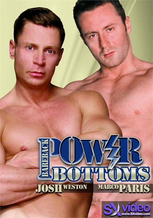 Bareback Power Bottoms Boxcover