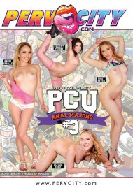 Perv City University Anal Majors #3