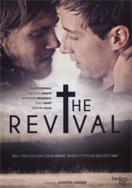 The Revival gay cinema DVD from Breaking Glass Pictures.