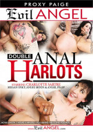 Double Anal Harlots Porn Video