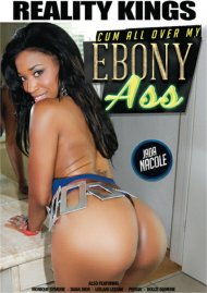 Cum All Over My Ebony Ass