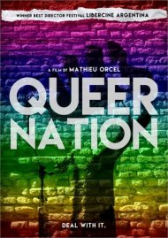 Queer Nation gay cinema DVD from Music Video Distributors