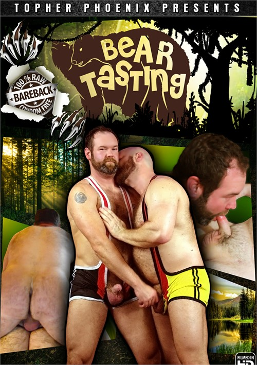 Bear Tasting Boxcover