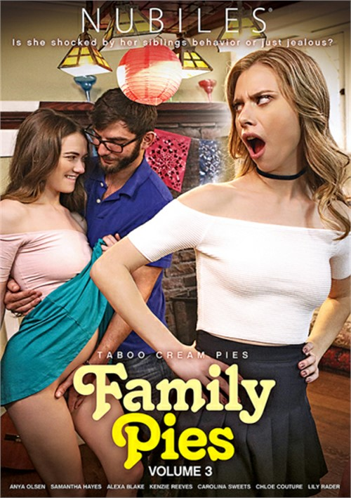 Family Pies Vol  3 (2018)