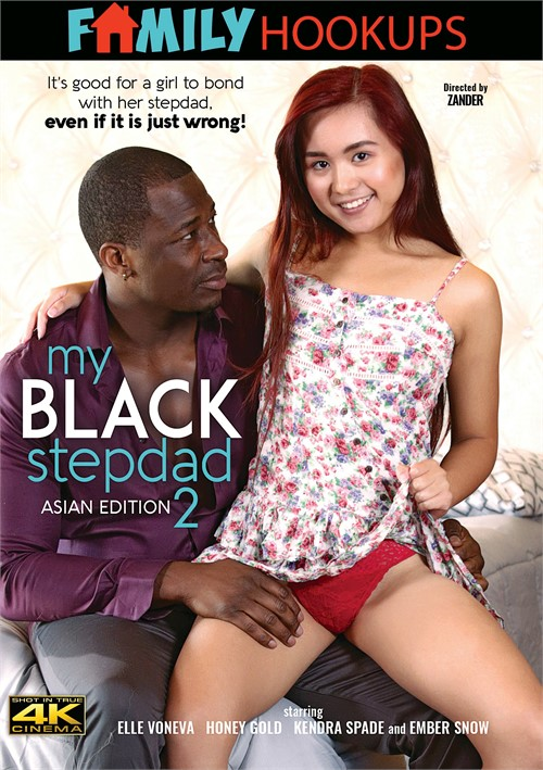 My Black Stepdad 2: Asian Edition Boxcover