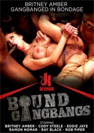 Britney Amber Gangbanged in Bondage image