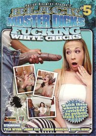 Black Monster Dicks Fucking White Chicks #5 porn video from JM Productions.
