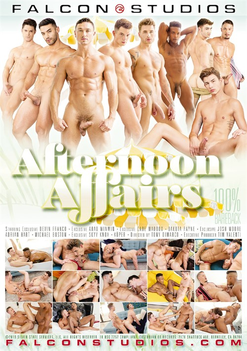 Afternoon Affairs Cover Back