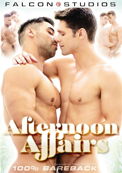Afternoon Affairs Cover Front