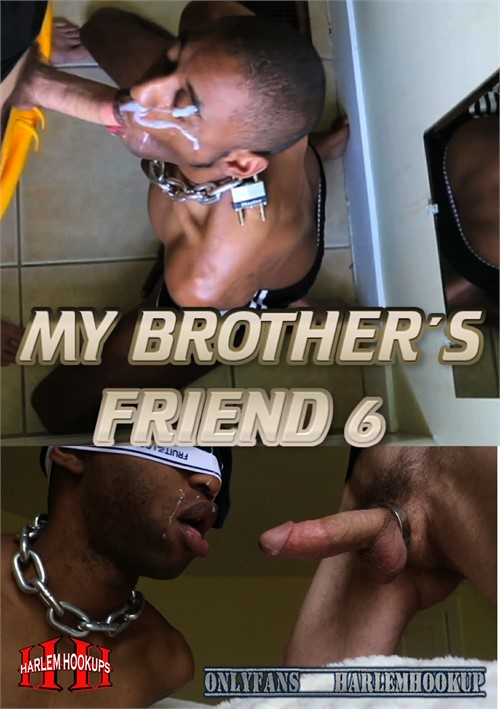 My Brother's Friend 6 Boxcover
