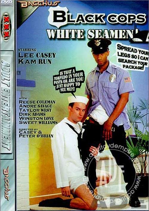 Black Cops White Seamen Boxcover