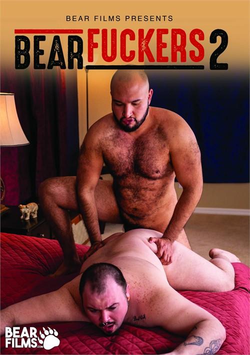 Bear Fuckers 2 Boxcover
