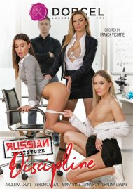 Russian Institute: Discipline porn video from Marc Dorcel (French).