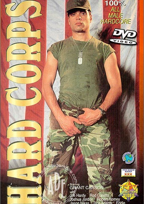 Hard Corps Boxcover
