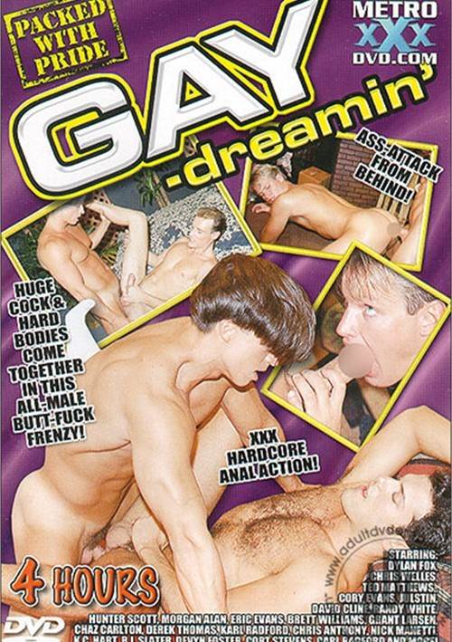 Gay Dreamin' Boxcover