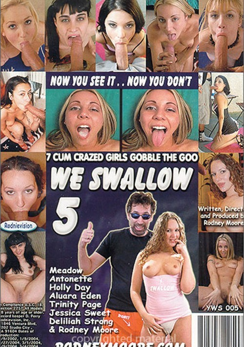We Swallow 5 Rodney Moore