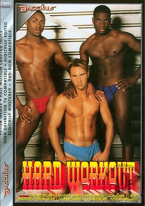 Hard Workout Boxcover