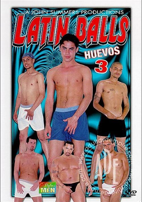 Latin Balls Huevos 3 Boxcover