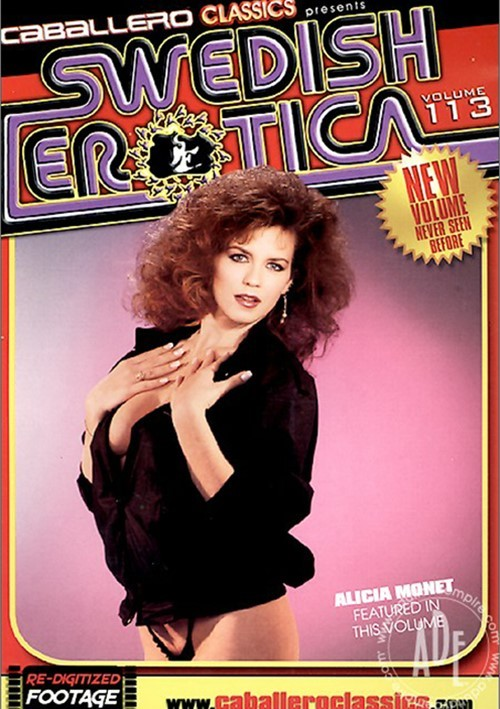Swedish Erotica Vol. 113