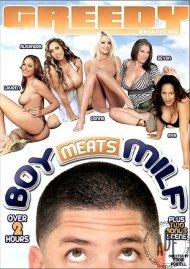 Boy Meats MILF Porn Video