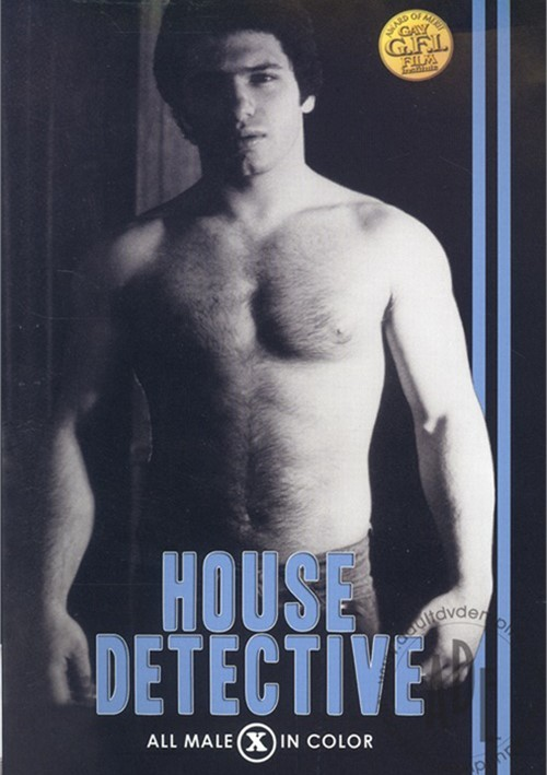 House Detective Boxcover