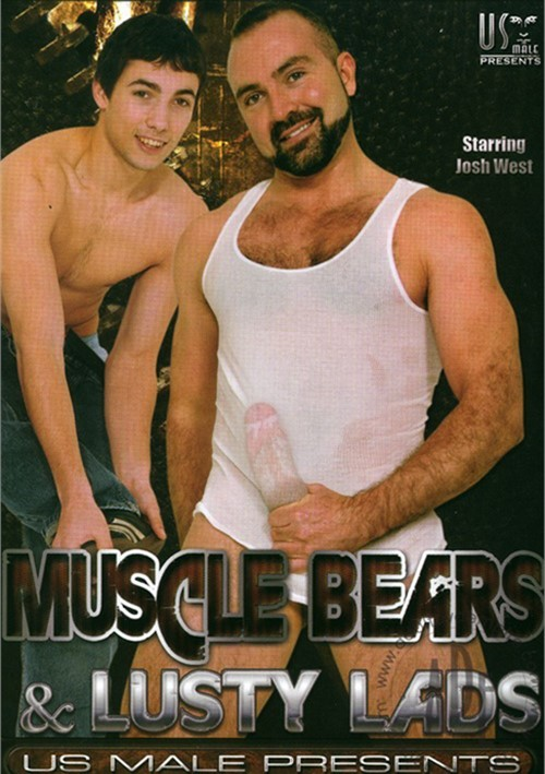 Muscle Bears & Lusty Lads Boxcover