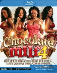 Chocolate MILF 4 Blu-ray Movie