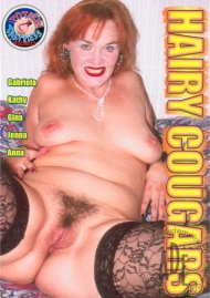 Hairy Cougars Porn Video