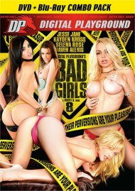 Bad Girls 8 (DVD + Blu-ray Combo)