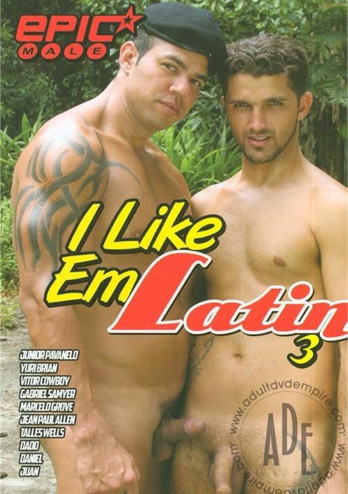 I Like Em Latin 3 Boxcover