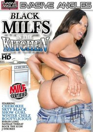 Black MILFS In The Kitchen Porn Movie