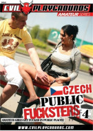 Czech Public Fucksters #4 Porn Video
