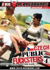 Czech Public Fucksters #4 Boxcover