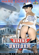 Vixens in Uniform (French) Porn Video